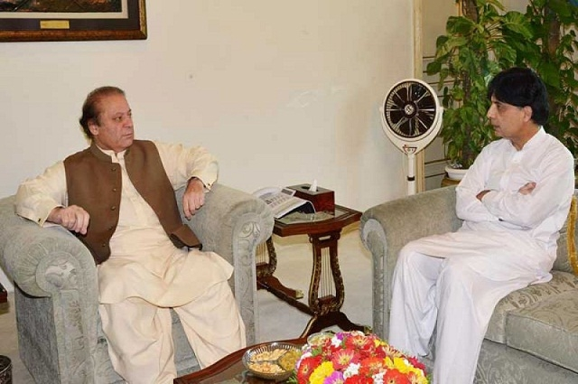 Photo of چوہدری نثار کی وزیراعظم سے 2 گھنٹے کی طویل ملاقات، ڈان لیکس معاملے پر بات چیت