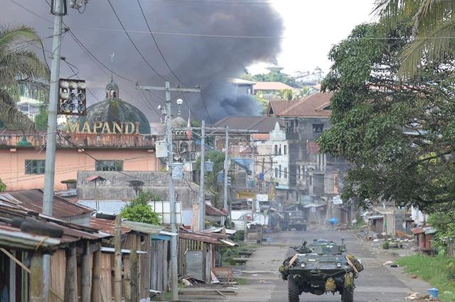 Photo of فلپائن میں داعش کے خلاف آپریشن کے دوران 105 افراد ہلاک