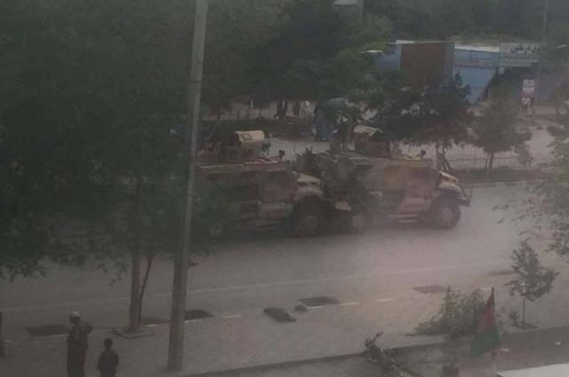 Photo of کابل میں نیٹو اتحاد کے قافلے کے قریب دھماکہ، 3 امریکی فوجیوں سمیت 8 افراد ہلاک، 28 زخمی