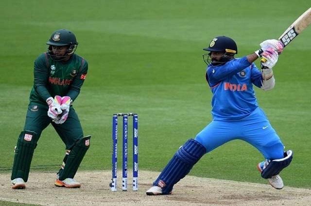 Photo of وارم اپ میچ، بھارت نے بنگلہ دیش کو 240 رنز سے شکست دیدی