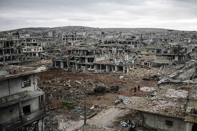 Photo of شام میں امریکی بمباری سے شہری آبادی کا بھاری جانی نقصان ہو رہا ہے، اقوام متحدہ