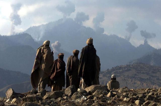 Photo of داعش نے پاکستان سے ملحقہ اہم افغان سرحدی علاقے تورا بورا پر قبضہ کر لیا