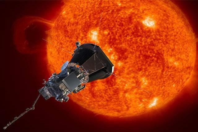 Photo of ناسا کا سورج کے قریب ترین پہنچنے والا خلائی مشن