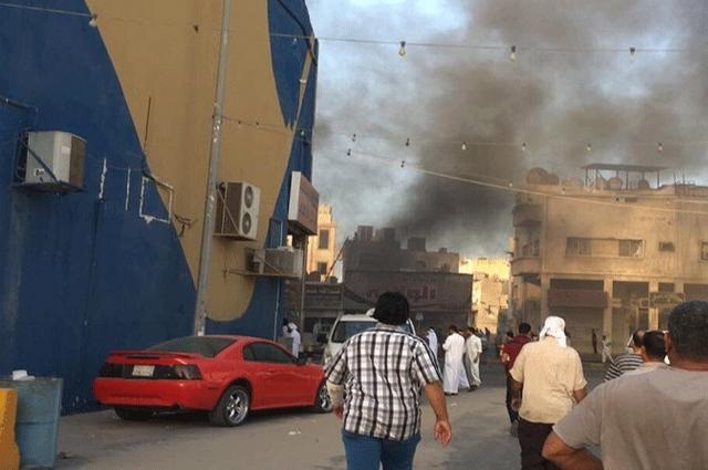 Photo of سعوی عرب کے شہر قطیف میں دھماکا، ہلاکتوں کا خدشہ