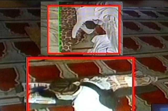 Photo of کراچی میں چور مسجد سے معتکفین کا سامان لے اڑا