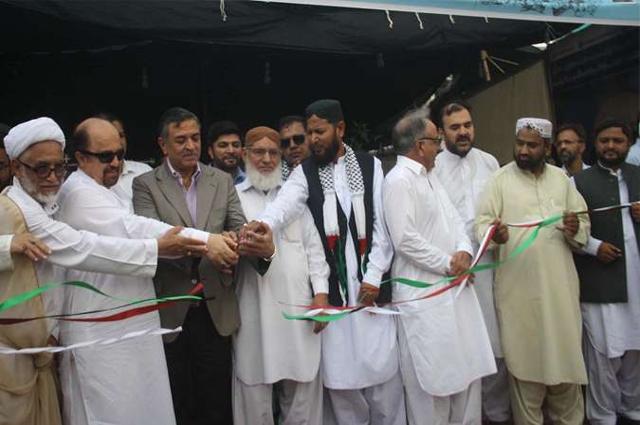 Photo of کراچی، فلسطین فاؤنڈیشن کے تحت مظلوم فلسطینی مسلمانوں سے اظہار یکجہتی کیلئے 2 روزہ تصویری نمائش