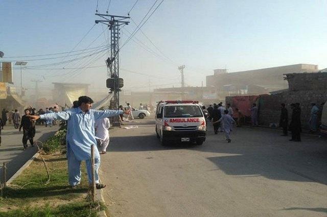 Photo of پارا چنار اور کوئٹہ میں دھماکوں میں 47 افراد شہید، 100 سے زائد زخمی