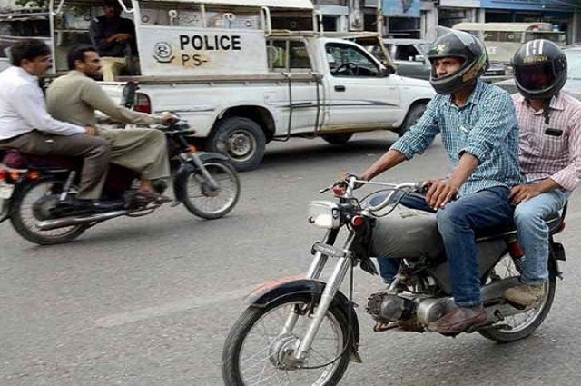 Photo of کراچی میں یوم امام علی ؓ کے موقع پر ڈبل سواری پر پابندی عائد