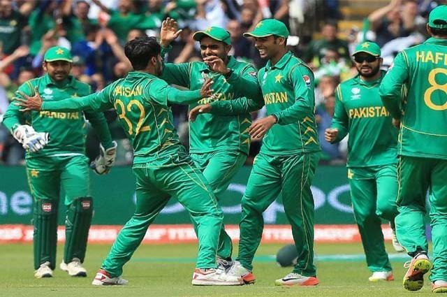 Photo of آئی سی سی چیمپئنز ٹرافی، پاکستان نے جنوبی افریقا کو شکست دیدی