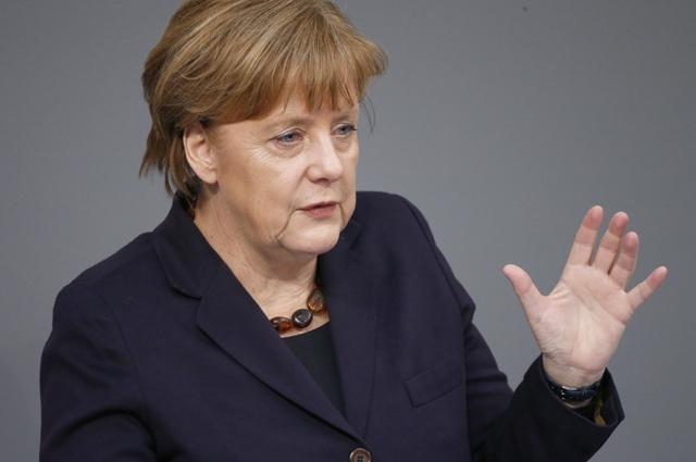 Photo of جرمنی جلد ہی اسلامی ریاست میں بدل جائیگا، انجیلا مرکل