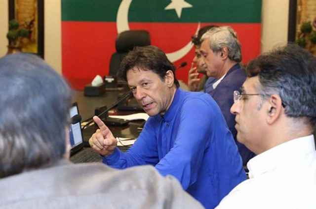 Photo of وزیراعظم کی ایما پرجے آئی ٹی اورعدلیہ کو بلیک میل کیا جارہا ہے، تحریک انصاف