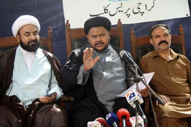 Photo of اندورن سندھ دہشت گردی کے خطرات پر حکومتی خاموشی لمحہ فکریہ ہے، علامہ ناظر عباس تقوی