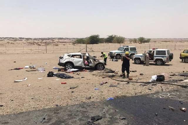 Photo of مدینہ منورہ کے قریب ٹریفک حادثے میں 6 پاکستانیوں سمیت 10 افراد جاں بحق