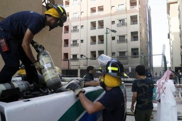 Photo of سعودی عرب میں آتشزدگی سے 11 غیر ملکی مزدور ہلاک