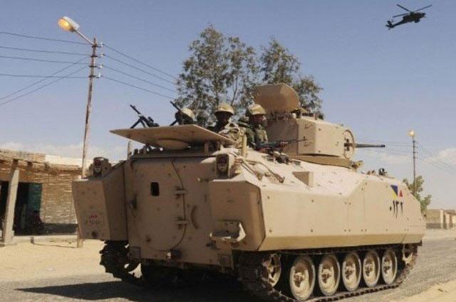 Photo of مصر میں فوجی چوکی پر خودکش حملے میں 26 اہلکار ہلاک