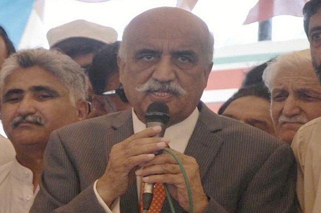 Photo of وزیراعظم کے استعفے سے جمہوریت کو کچھ نہیں ہوگا، خورشید شاہ