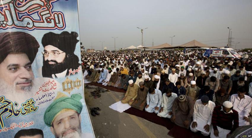 Photo of اسلام آباد دھرنا مظاہرین کو دی گئی ڈیڈ لائن میں اضافہ