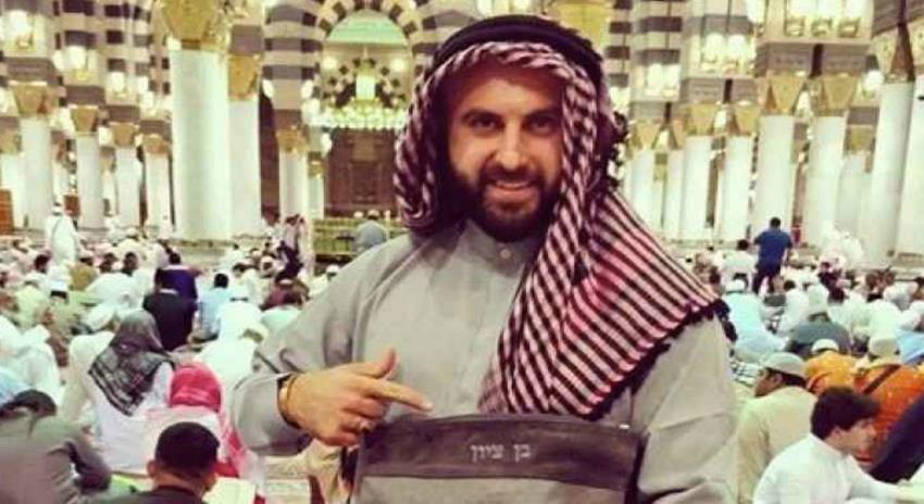 Photo of مسجد النبی میں اسرائیلی بلاگر کی موجودگی پر عالم اسلام میں شدید غم و غصہ