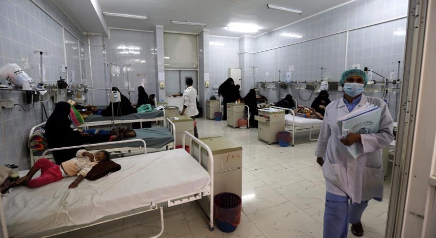 Photo of سعودی محاصرے کی وجہ سے ہزاروں یمنی مریض جاں بحق