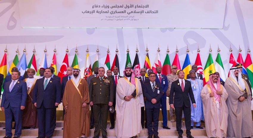 Photo of سعودی عرب میں اسلامی فوجی اتحاد کے بعد اب اس کا فوجی سیٹ اپ قائم کرنے کا فیصلہ