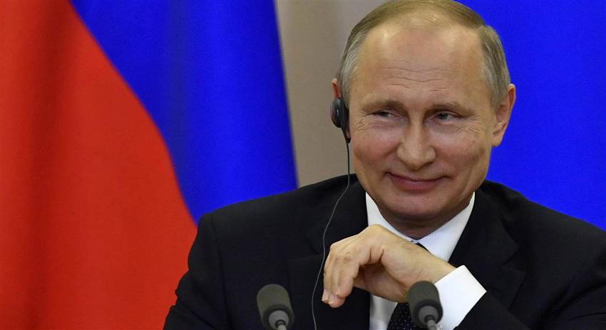 Photo of روسی صدر کے شام کی صورتحال پر عالمی رہنماؤں سے رابطے