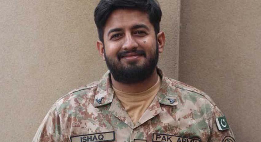 Photo of ڈی آئی خان میں آپریشن کے دوران پاک فوج کے میجر اسحاق شہید