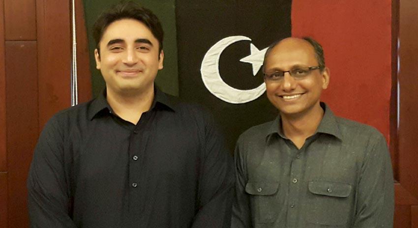 Photo of ڈاکٹر عاصم کی سبکدوشی کے بعد سعید غنی پیپلز پارٹی کراچی ڈویژن کے صدر منتخب