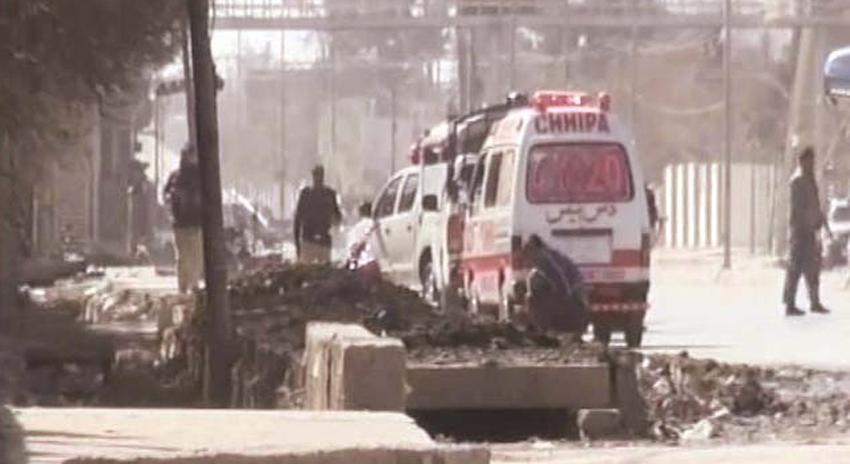 Photo of کوئٹہ میں چرچ پر خودکش حملے میں 5 افراد جاں بحق، 25 زخمی