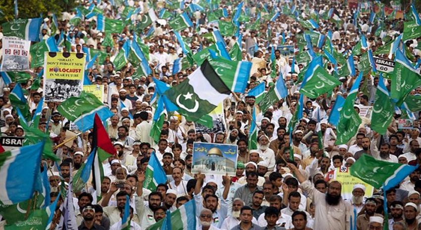 Photo of کراچی، جماعت اسلامی امریکی صدر کے متنازع فیصلے کیخلاف آج ملین مارچ کرے گی