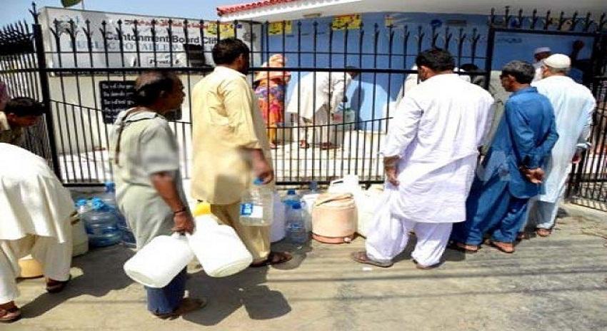 Photo of الیکشن سے پہلے پینے کے پانی کا مسئلہ حل کرکے رہیں گے، سپریم کورٹ