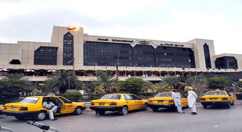 Photo of کراچی سے بنکاک جانے والے غیر ملکی مسافر کے سامان سے اسلحہ برآمد