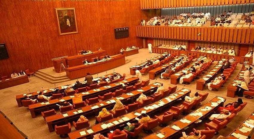 Photo of پارلیمانی رہنما حلقہ بندی بل سینیٹ سے منظور کرانے پرمتفق