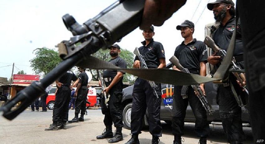 Photo of حساس ادارے کے دفتر پر حملے کامنصوبہ ناکام، 3دہشتگرد گرفتار