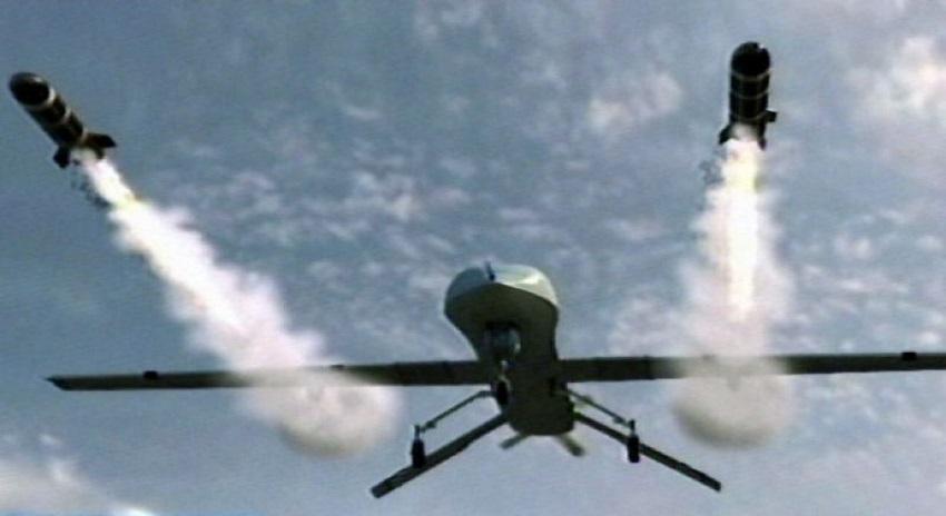 Photo of پاک افغان سرحدی علاقے میں امریکی ڈرون حملہ