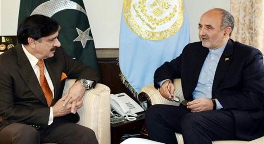Photo of ایران کی چین پاکستان اقتصادی راہداری میں شمولیت کی خواہش