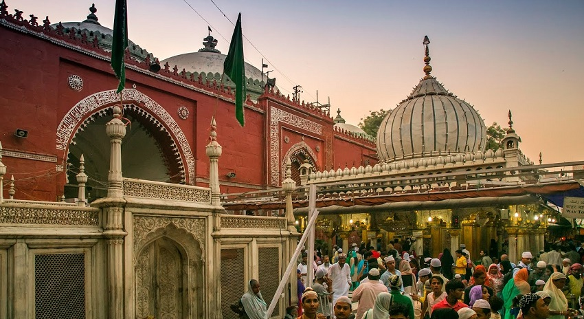 Photo of بھارت نے پاکستانی زائرین کوحضرت نظام الدین اولیاؒ کےعرس میں شرکت سے روک دیا