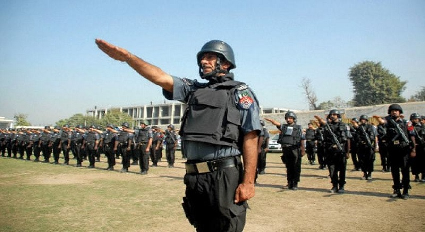 Photo of دہشت گردی خطرہ ، پشاور پولیس کی مشقیں