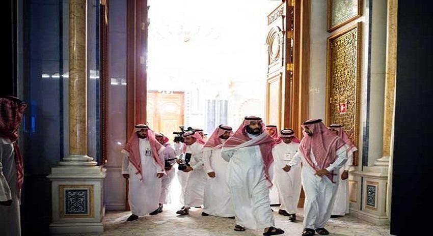 Photo of سعودی عرب میں کرپشن الزامات میں گرفتار 2 شہزادے رہا
