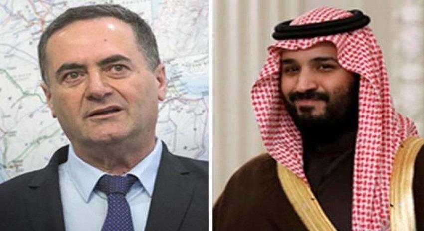 Photo of سعودی ولی عہد کے دورہ اسرائیل کا خیر مقدم کرینگے، اسرائیلی وزیر کا سعودی اخبار کو انٹرویو