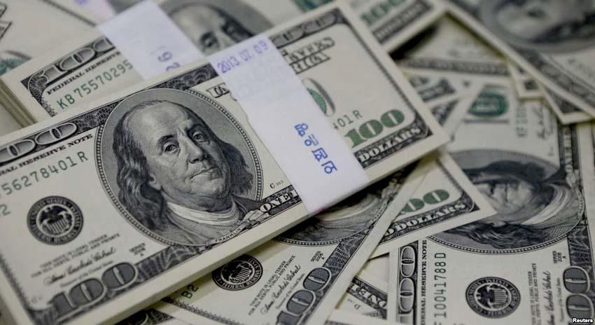 Photo of انٹر بینک مارکیٹ میں امریکی ڈالر کی قدر میں 50 پیسے کی کمی، 110 روپے 50 پیسے کا ہوگیا