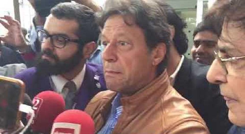 Photo of جہانگیر ترین کو تکنیکی بنیادوں پہ نااہل کیا گیا، فیصلے پہ افسوس ہوا، عمران خان