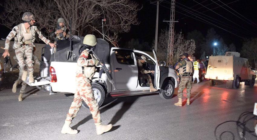 Photo of بلوچستان: ایف سی کا آپریشن، دو دہشت گرد ہلاک