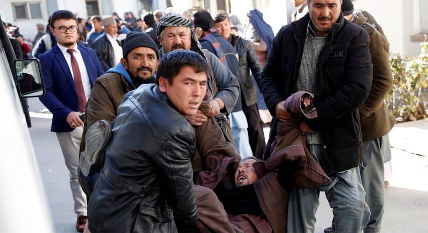 Photo of کابل، خبر ایجنسی اور شیعہ ثقافتی مرکز پر خودکش حملے، 40 افراد جاں بحق اور متعدد زخمی