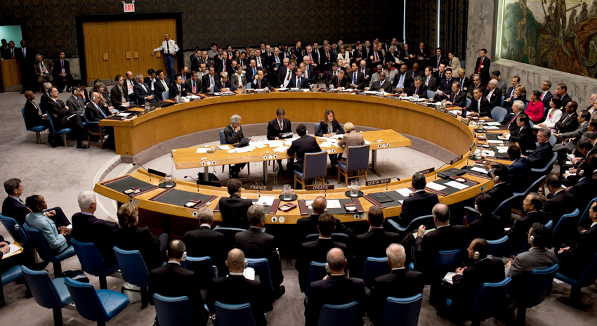 Photo of سلامتی کونسل میں بیت المقدس پر قرارداد لانے کی تیاری