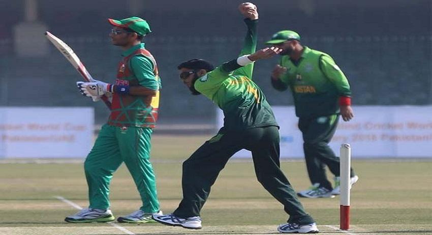 Photo of بلائنڈ ورلڈ کپ؛ پاکستان کا بنگلا دیش کو ہرا کر فاتحانہ آغاز