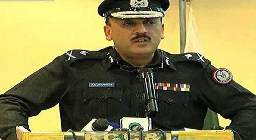 Photo of سپریم کورٹ کا اے ڈی خواجہ کو آئی جی سندھ برقرار رکھنے کا حکم