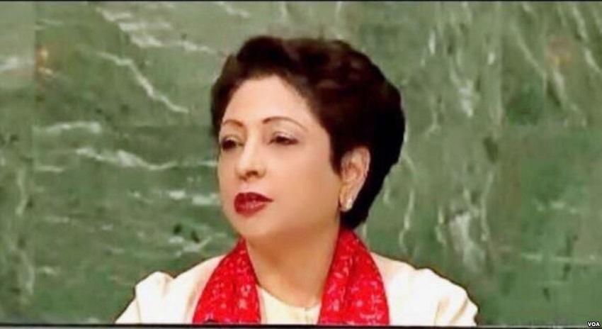 Photo of واشنگٹن الزامات کے بجائے افغانستان میں چیلنجز پہ توجہ دے، ڈاکٹر ملیحہ لودھی