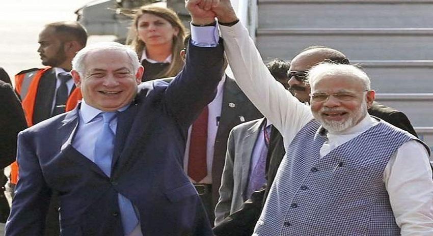 Photo of اسرائیلی وزیراعظم کے 6 روزہ بھارتی یاترا کا آغاز