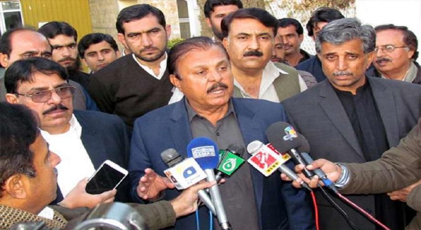 Photo of نواب ثناء اللہ زہری نے مشاورت کے بغیر استعفٰی دیا، سردار یعقوب خان ناصر