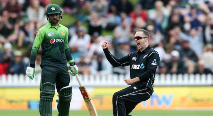 Photo of پہلا ون ڈے: پاکستان کو ڈک ورتھ لوئس میتھڈ کے ذریعے نیوزی لینڈ سے شکست